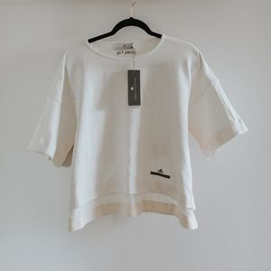 Adidas By Stella McCartney Short Sleeve Crewneck